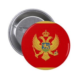 Flag of Montenegro Button