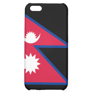 Flag of Nepal iPhone 5C Cover