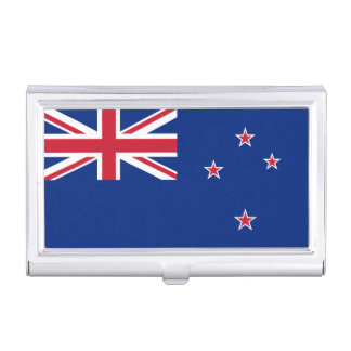 Flag of New Zealand  Business Card Holder
