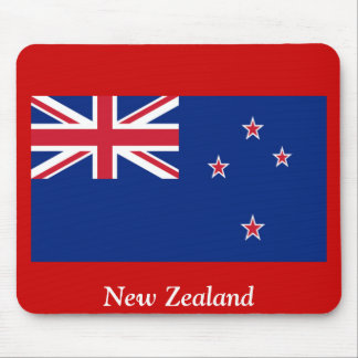 Flag of New Zealand Mouse Pad