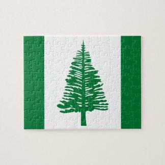 Flag of Norfolk Island Photo Puzzle