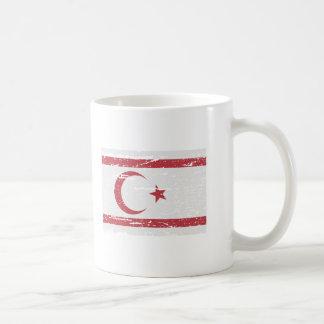 FLAG OF NOTHERN CYPRUS COFFEE MUG