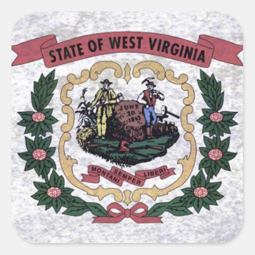 Flag of Occidental Virginia