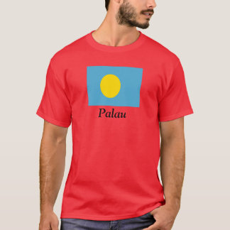 Flag of Palau T-Shirt