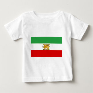 Flag of Persia / Iran (1964-1980) Baby T-Shirt