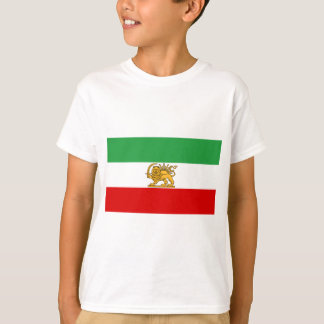 Flag of Persia / Iran (1964-1980) T-Shirt