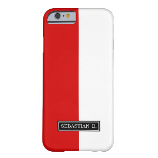 Flag of Poland Barely There iPhone 6 Case