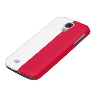 Flag of Poland Galaxy S4 Case