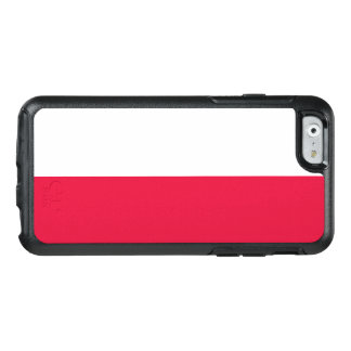 Flag of Poland OtterBox iPhone Case