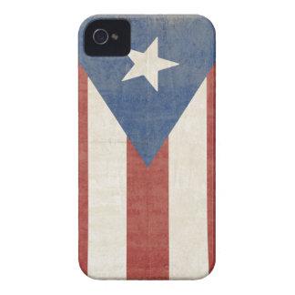 Flag of Puerto Rico iPhone 4 Case-Mate Case