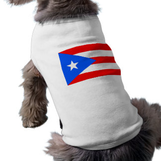 Flag of Puerto Rico Shirt