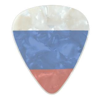 Flag of Russia Guitar Picks