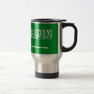 Flag of Saudi Arabia Travel Mug