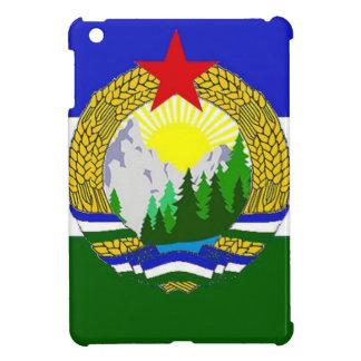 Flag of Socialist Cascadia iPad Mini Cover