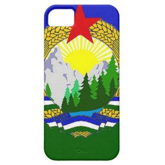 Flag of Socialist Cascadia iPhone 5 Case