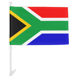 Flag of South Africa Car Flag