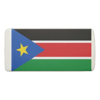 Flag of South Sudan Eraser