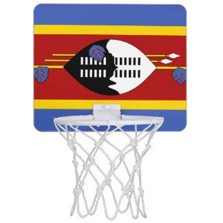 Flag of Swaziland Mini Basketball Goal Mini Basketball Hoop
