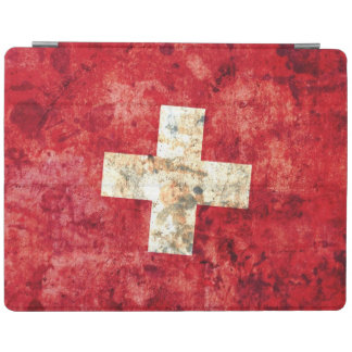 Flag of Switzerland iPad Cover