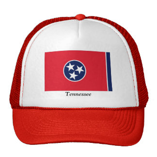 Flag of Tennessee Cap