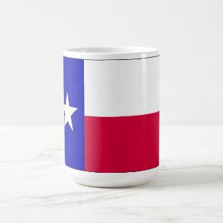 Flag of Texas Basic White Mug