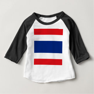 Flag of Thailand Baby T-Shirt