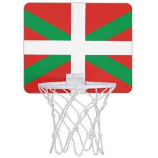Flag of the Basque Country  Mini Basketball Goal Mini Basketball Hoop