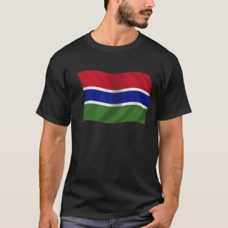 Flag of The Gambia T-Shirt