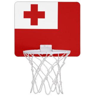 Flag of Tonga Mini Basketball Goal Mini Basketball Hoop