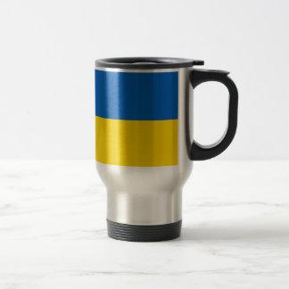 Flag of Ukraine Coffee Mugs