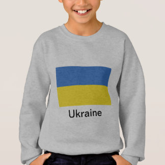 Flag of Ukraine Sweatshirt