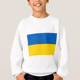 Flag of Ukraine - Ukrainian Flag - Прапор України Sweatshirt
