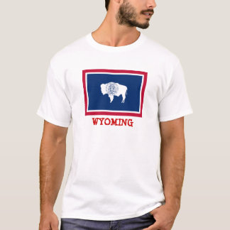 Flag of Wyoming T-Shirt