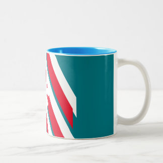 flag Two-Tone mug