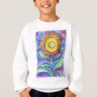 Flagler Beach Sunflower Sweatshirt