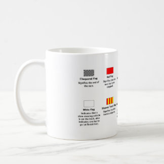 """Flags"" by Flagman Basic White Mug"