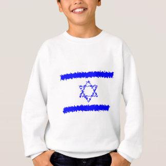 Flags Israel Blue Country Sweatshirt