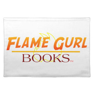 Flame Gurl Books Placemat