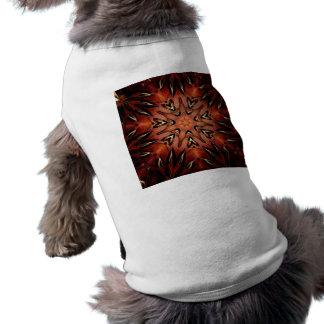 Flaming Feather Kaleidoscope Shirt