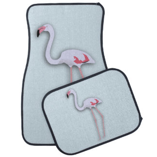 Flamingo Car Mats