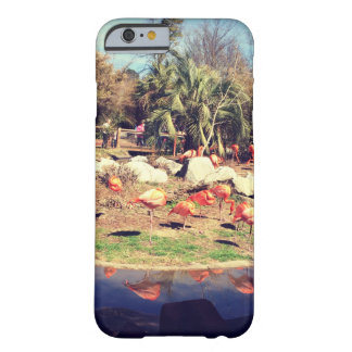Flamingo Reflection Barely There iPhone 6 Case