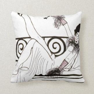 Flapper Pillow Throw Cushion
