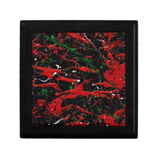FLASH FIRE (an abstract art design) ~ Gift Box