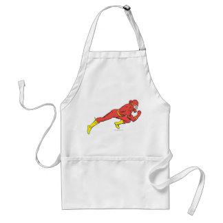 Flash Lunges Right Standard Apron