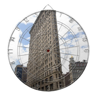 Flatiron Building New York  City Dartboard