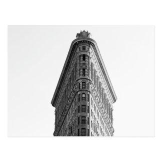 Flatiron Building, New York City Postcard