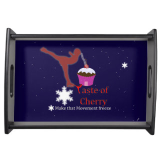 Flavor of Cherry Serving Tray