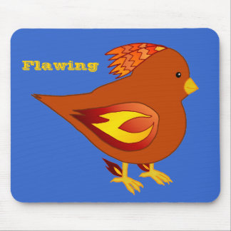 flawing, Flawing Mouse Pad