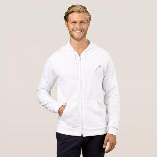 """Fleece-lined jacket for man """"the Beautiful Fleur """""""