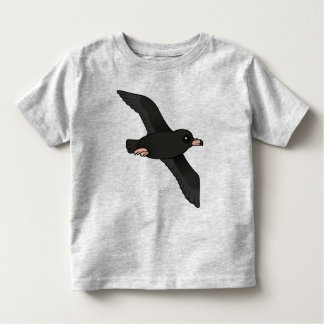 Flesh-footed Shearwater (flying) Toddler T-Shirt